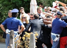 Madonna and W.E. cast at the 68th Venice Film Festival Press Conference - Update 7 (18)