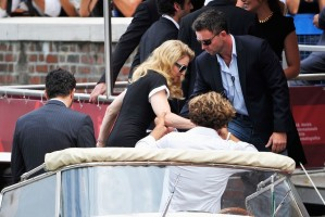 Madonna and W.E. cast at the 68th Venice Film Festival Press Conference - Update 1 (2)
