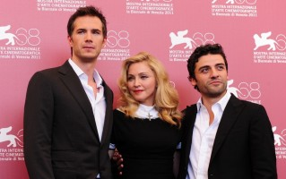 Madonna and W.E. cast at the 68th Venice Film Festival Press Conference - Update 7 (46)