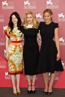 Madonna and W.E. cast at the 68th Venice Film Festival Press Conference - Update 7 (48)