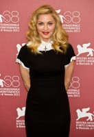 Madonna and W.E. cast at the 68th Venice Film Festival Press Conference - Update 7 (49)