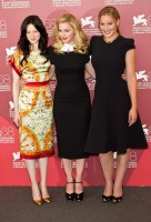 Madonna and W.E. cast at the 68th Venice Film Festival Press Conference - Update 7 (50)
