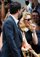 Madonna and W.E. cast at the 68th Venice Film Festival Press Conference - Update 1 (5)