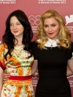 Madonna and W.E. cast at the 68th Venice Film Festival Press Conference - Update 7 (51)