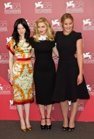 Madonna and W.E. cast at the 68th Venice Film Festival Press Conference - Update 7 (52)
