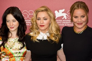 Madonna and W.E. cast at the 68th Venice Film Festival Press Conference - Update 7 (54)