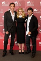 Madonna and W.E. cast at the 68th Venice Film Festival Press Conference - Update 7 (67)