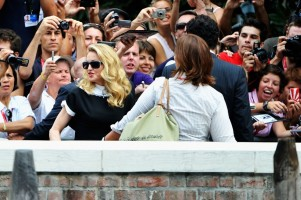 Madonna and W.E. cast at the 68th Venice Film Festival Press Conference - Update 1 (7)