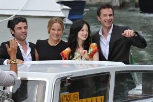 Madonna and W.E. cast at the 68th Venice Film Festival Press Conference - Update 1 (9)