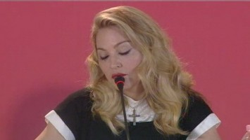 Madonna and W.E. cast at the 68th Venice Film Festival Press Conference - Update 2 (4)