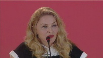 Madonna and W.E. cast at the 68th Venice Film Festival Press Conference - Update 2 (8)