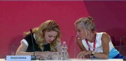 Madonna and W.E. cast at the 68th Venice Film Festival Press Conference - Update 2 (10)