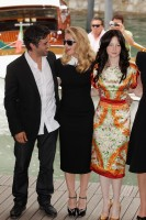 Madonna and W.E. cast at the 68th Venice Film Festival Press Conference - Update 3 (6)