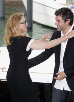 Madonna and W.E. cast at the 68th Venice Film Festival Press Conference - Update 3 (8)