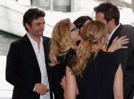 Madonna and W.E. cast at the 68th Venice Film Festival Press Conference - Update 3 (10)