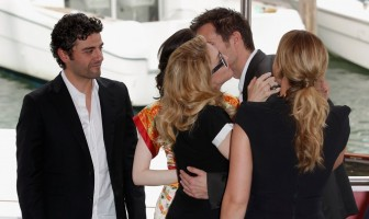 Madonna and W.E. cast at the 68th Venice Film Festival Press Conference - Update 3 (12)