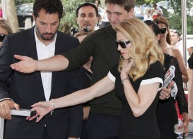 Madonna and W.E. cast at the 68th Venice Film Festival Press Conference - Update 3 (15)