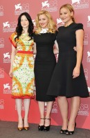 Madonna and W.E. cast at the 68th Venice Film Festival Press Conference - Update 3 (18)