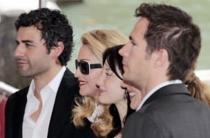Madonna and W.E. cast at the 68th Venice Film Festival Press Conference - Update 4 (1)