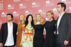 Madonna and W.E. cast at the 68th Venice Film Festival Press Conference - Update 4 (3)