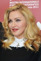 Madonna and W.E. cast at the 68th Venice Film Festival Press Conference - Update 4 (5)