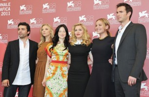 Madonna and W.E. cast at the 68th Venice Film Festival Press Conference - Update 4 (6)