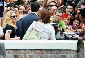 Madonna and W.E. cast at the 68th Venice Film Festival Press Conference - Update 4 (13)