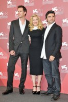 Madonna and W.E. cast at the 68th Venice Film Festival Press Conference - Update 4 (20)