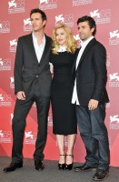 Madonna and W.E. cast at the 68th Venice Film Festival Press Conference - Update 4 (21)