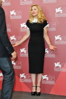 Madonna and W.E. cast at the 68th Venice Film Festival Press Conference - Update 4 (22)
