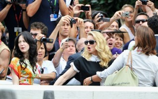 Madonna and W.E. cast at the 68th Venice Film Festival Press Conference - Update 4 (23)