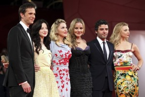Madonna and W.E. cast at the world premiere of W.E. at the 68th Venice Film Festival - Update 5 (13)