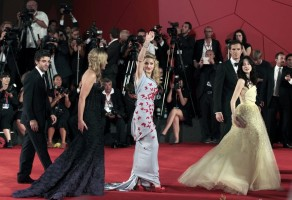 Madonna and W.E. cast at the world premiere of W.E. at the 68th Venice Film Festival - Update 5 (25)