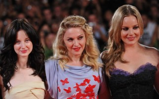 Madonna and W.E. cast at the world premiere of W.E. at the 68th Venice Film Festival - Update 6 (1)