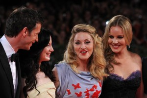 Madonna and W.E. cast at the world premiere of W.E. at the 68th Venice Film Festival - Update 6 (7)