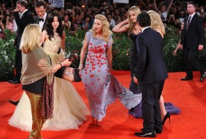 Madonna and W.E. cast at the world premiere of W.E. at the 68th Venice Film Festival - Update 6 (31)