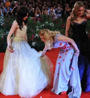 Madonna and W.E. cast at the world premiere of W.E. at the 68th Venice Film Festival - Update 6 (32)