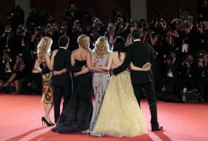 Madonna and W.E. cast at the world premiere of W.E. at the 68th Venice Film Festival - Update 6 (33)