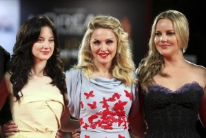 Madonna and W.E. cast at the world premiere of W.E. at the 68th Venice Film Festival - Update 6 (39)