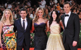 Madonna and W.E. cast at the world premiere of W.E. at the 68th Venice Film Festival - Update 6 (52)