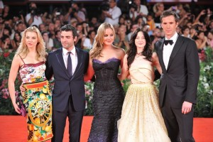Madonna and W.E. cast at the world premiere of W.E. at the 68th Venice Film Festival - Update 6 (54)