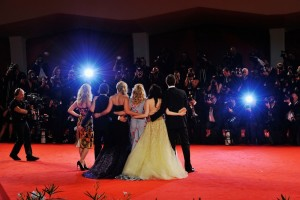Madonna and W.E. cast at the world premiere of W.E. at the 68th Venice Film Festival - Update 7 (7)