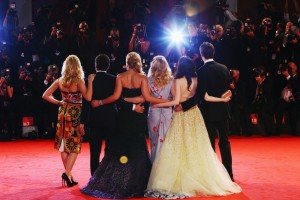 Madonna and W.E. cast at the world premiere of W.E. at the 68th Venice Film Festival - Update 7 (8)