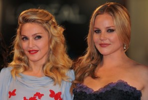 Madonna and W.E. cast at the world premiere of W.E. at the 68th Venice Film Festival - Update 2 (8)