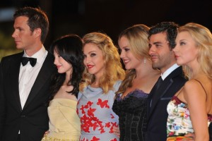 Madonna and W.E. cast at the world premiere of W.E. at the 68th Venice Film Festival - Update 2 (9)
