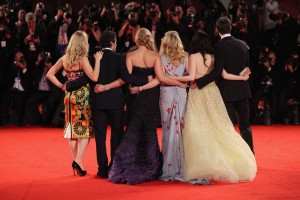Madonna and W.E. cast at the world premiere of W.E. at the 68th Venice Film Festival - Update 7 (34)