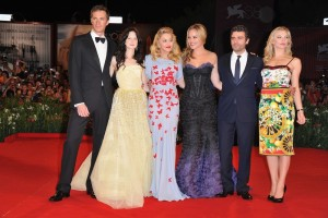 Madonna and W.E. cast at the world premiere of W.E. at the 68th Venice Film Festival - Update 3 (4)