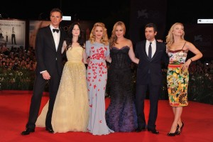 Madonna and W.E. cast at the world premiere of W.E. at the 68th Venice Film Festival - Update 3 (10)