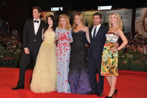 Madonna and W.E. cast at the world premiere of W.E. at the 68th Venice Film Festival - Update 3 (17)