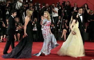 Madonna and W.E. cast at the world premiere of W.E. at the 68th Venice Film Festival - Update 4 (26)
